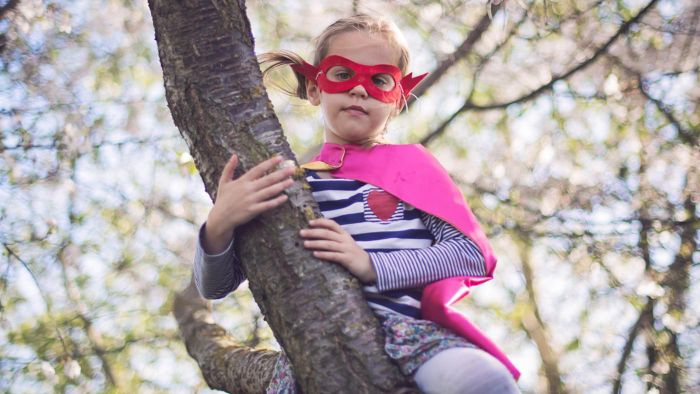 Where can you buy dress-up clothes for little girls?