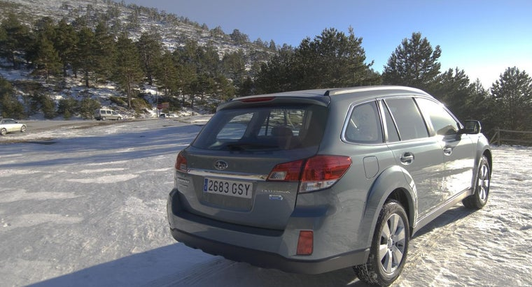 What Are Some Differences Between a Subaru Outback and a Forester?