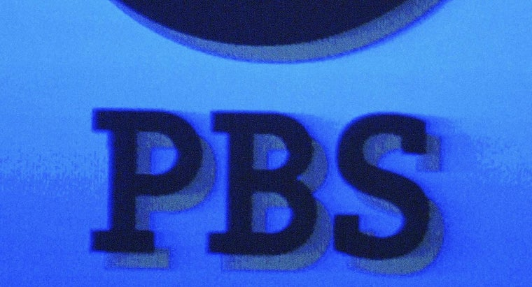 Where Can You Find the Television Schedule for PBS?