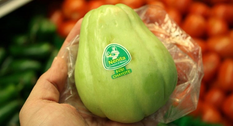 What Is a Chayote Squash?