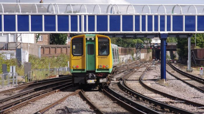 Where Can You Procure a Map of the British Rail System?