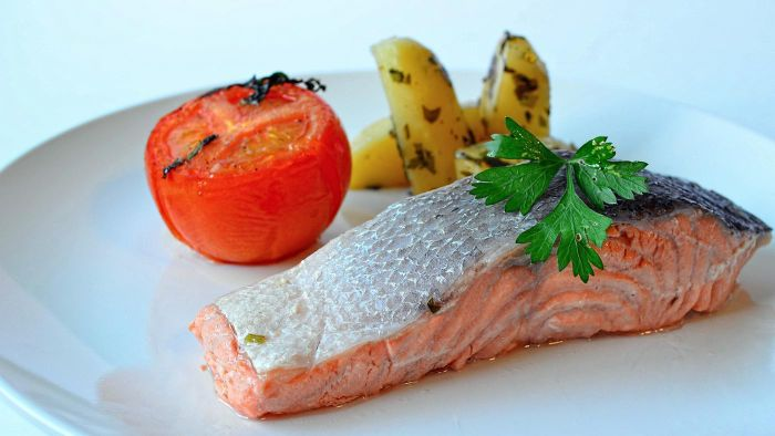 Does Food Network have quick and easy salmon recipes?