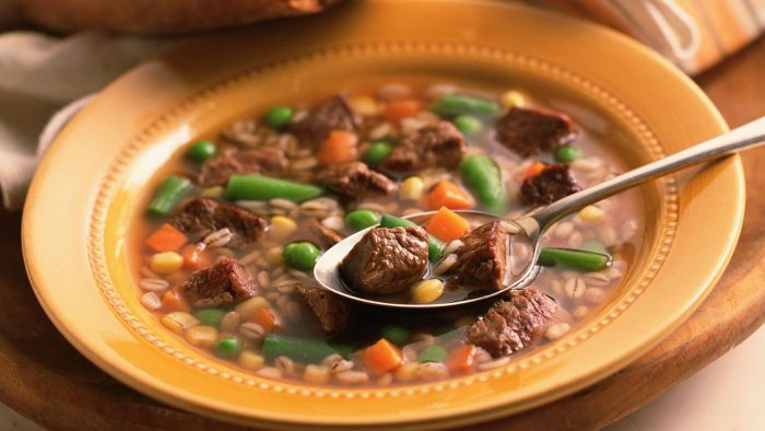 What Is a Crock-Pot Recipe for Beef Barley?