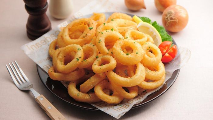 Where Can You Find Recipes for Baked Onion Rings?