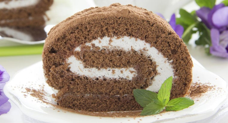 What Is a Chocolate Cake Roll Recipe?
