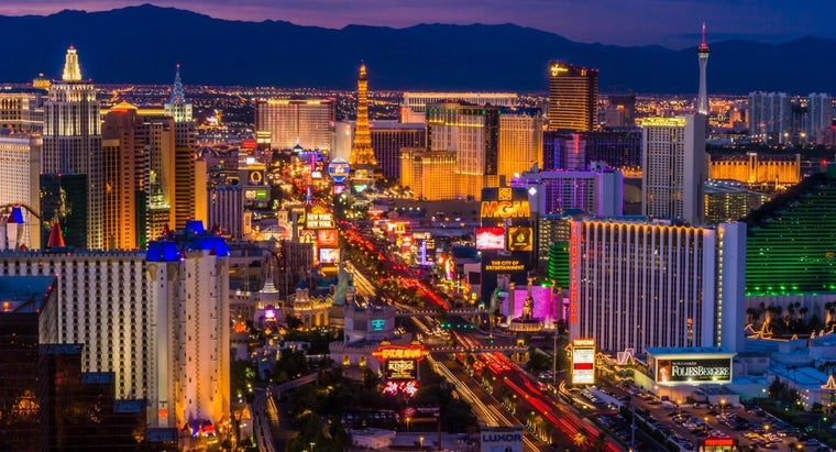What Are Some Good Times to Visit Las Vegas?