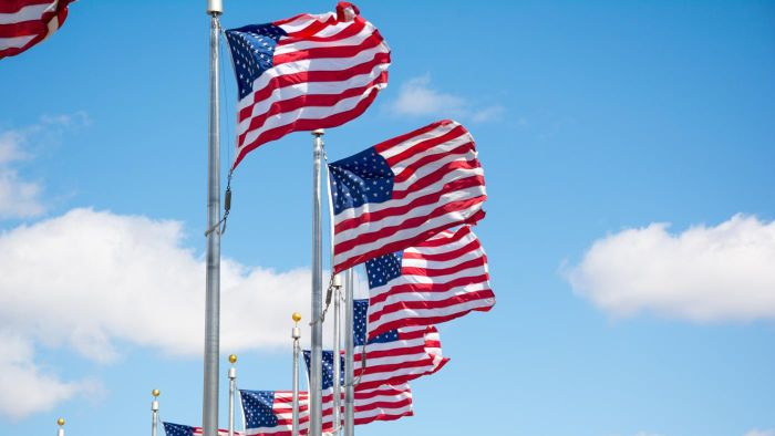 What Are the Rules for Respectful Flag Display?