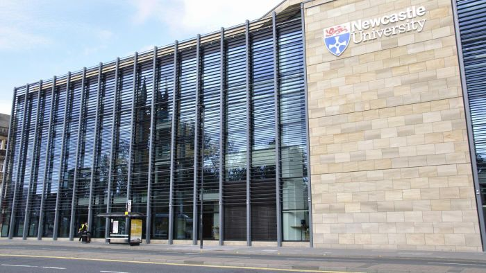 What Are Some Degrees Offered at Newcastle University?