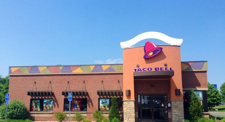 Where Can You Find a Menu With Prices for Taco Bell?