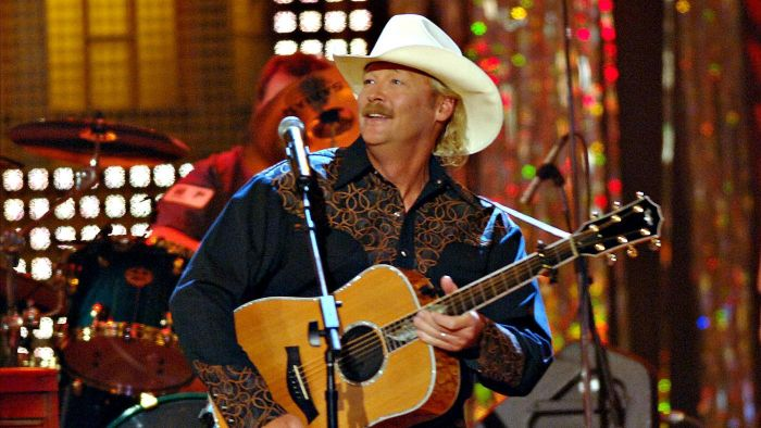 What Are Some of Alan Jackson's Songs?