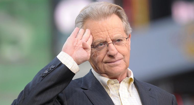 Where Can You Find Episode Clips of Jerry Springer Online?
