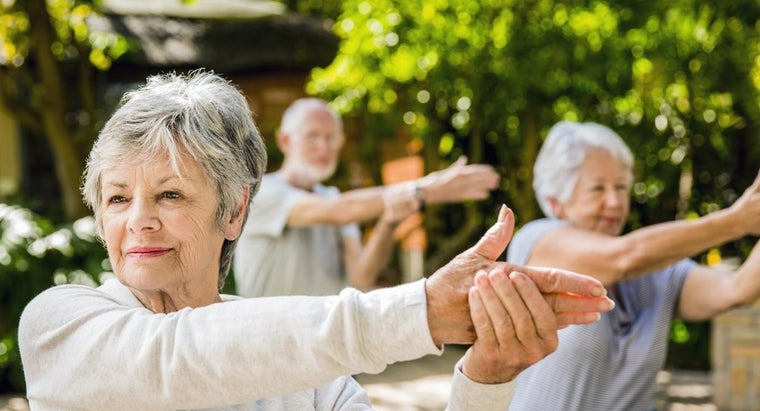 What Are Some Good Fitness Exercises for Seniors?