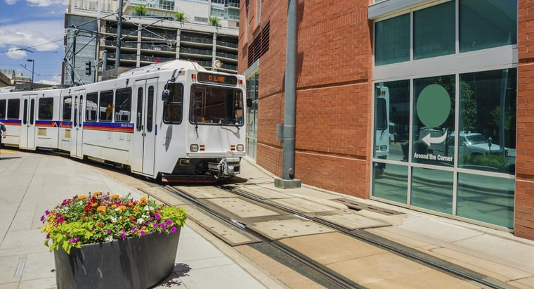 Where Can You Find an RTD Denver Light Rail Map?