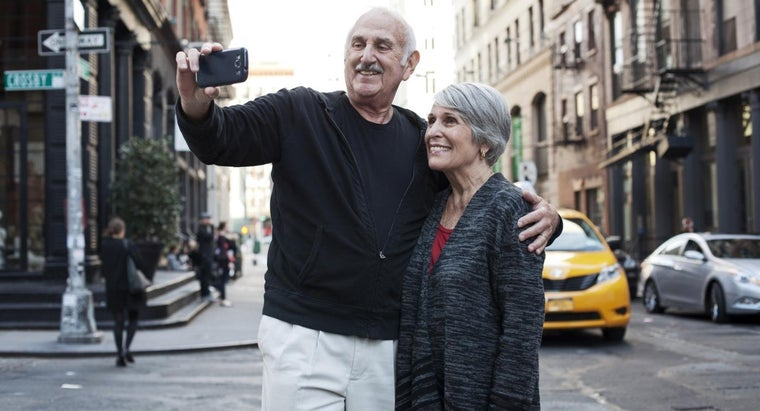 What Is the Best Cellphone for Older People?