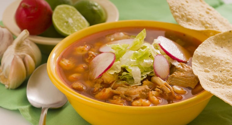 What Is a Recipe for Mexican Pork Posole?