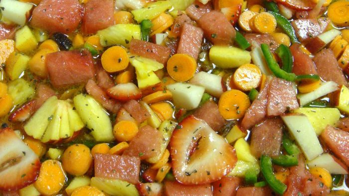 What Are Is a Fruit Compote Recipe?