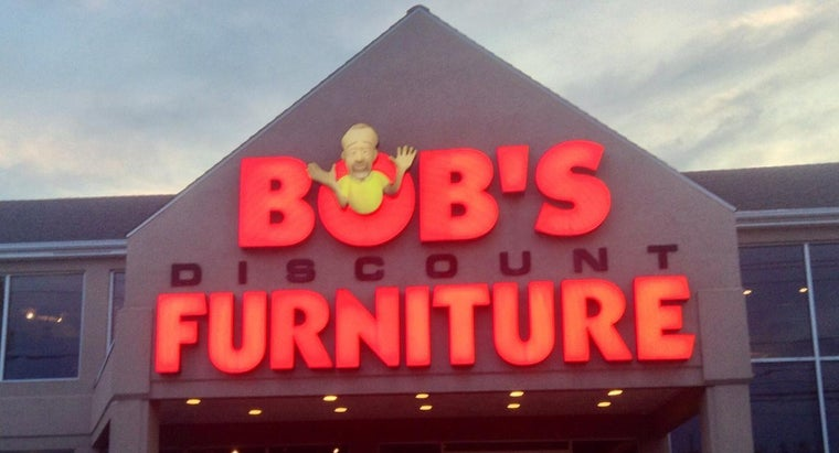 How Can You Track Delivery From Bob's Discount Furniture?