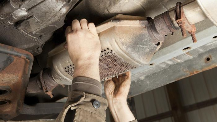 How Do You Clean a Catalytic Converter?