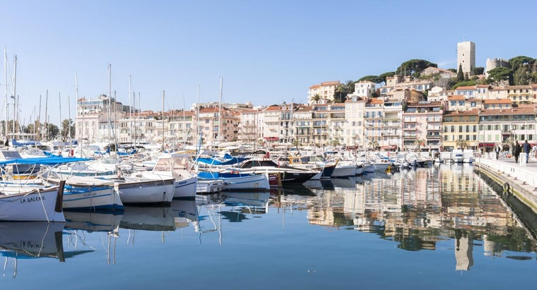 What Are Some Seaports in France?