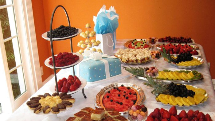 What Are Some Good Brunch Recipes for a Bridal Shower?