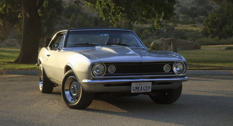 Where Can You Find Older Cameros for Sale?