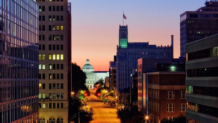 Which Cities in Mississippi Have the Largest Populations?