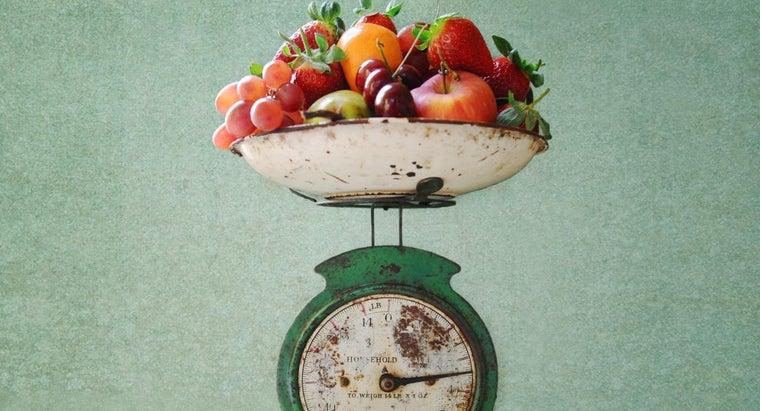 How Much Do Food Scales Cost?
