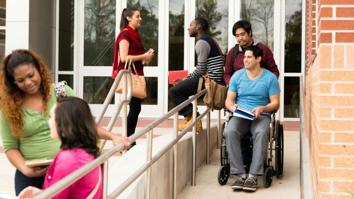 What Type of Help Does the Government Provide for Disabled Individuals?