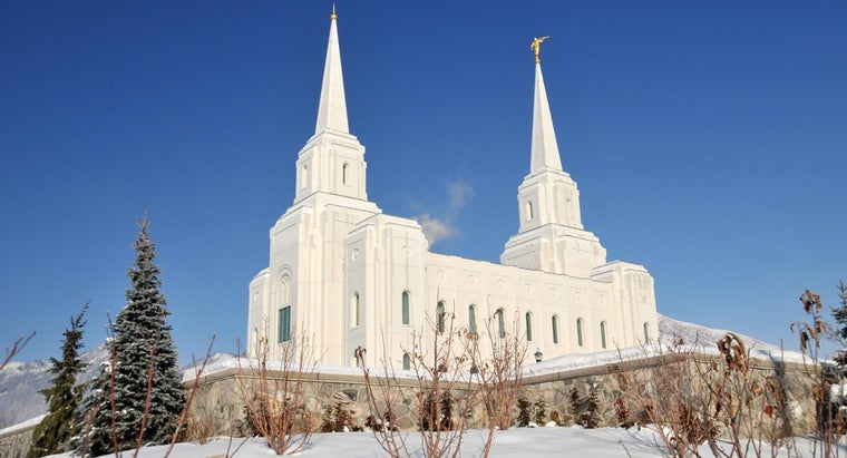 How Do You Find Local Mormon Churches?