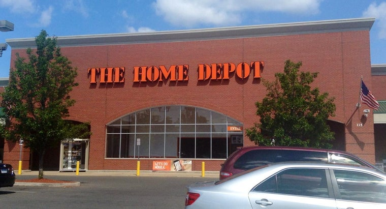 What Can You Buy in a Home Depot Center?
