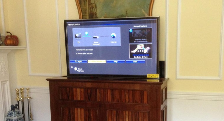 What Are the Advantages of Flat Screen TVs?