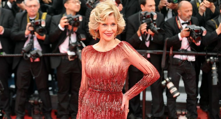 What Are Some Movies Starting Jane Fonda?
