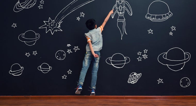 What Types of Information About Space Are Interesting to Children?