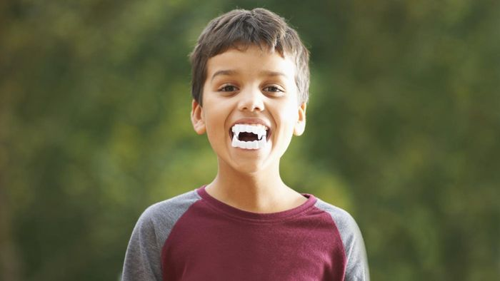Are There Vampire Teeth for Kids?