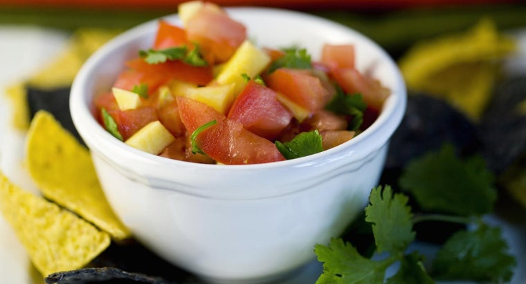What Are Easy Mexican Salsa Recipes?