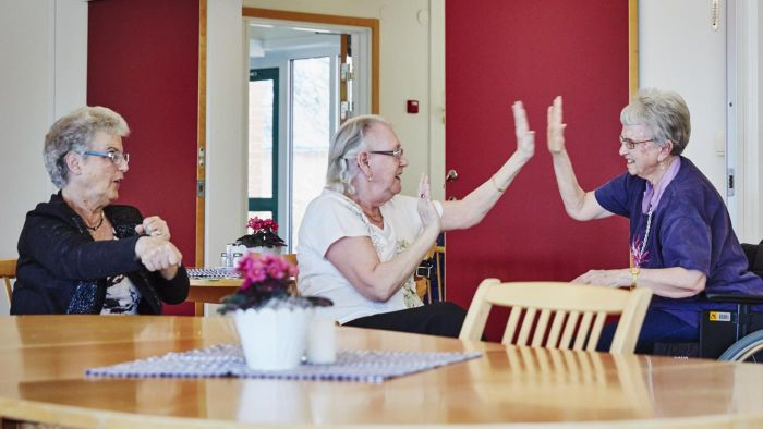 What is an adult group home?