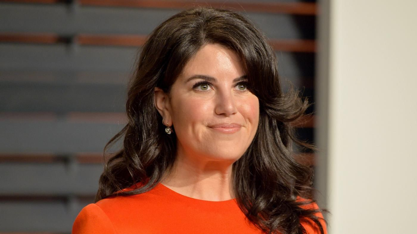who is monica lewinsky Former president bill clinton faced questions about his affair with white house intern monica lewinsky 20 years ago in light of the burgeoning #metoo movement, while.