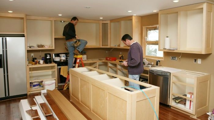 What Are Standard Sizes for Kitchen Cabinets?