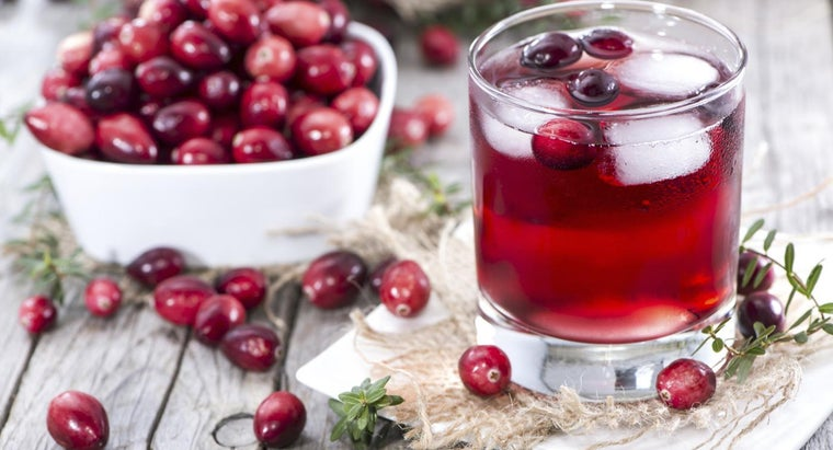 Why Does Cranberry Juice Help With Urinary Tract Infections?