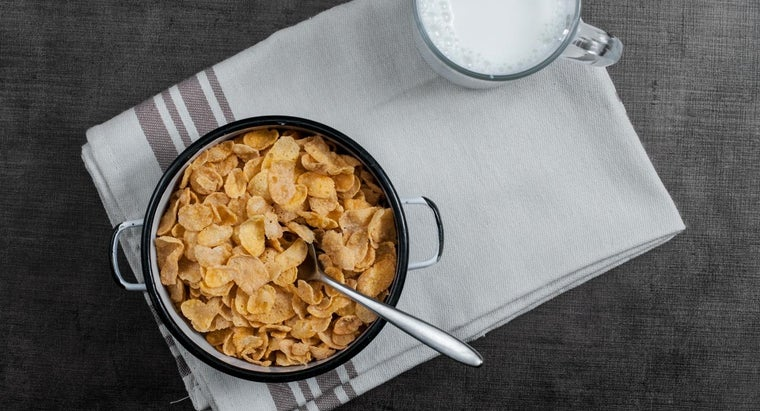 What Is Fortified Cereal?
