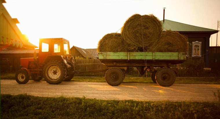 Where Can You Find Used Hay Wagons for Sale?