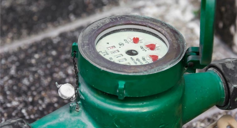 How Do You Read a Water Meter?