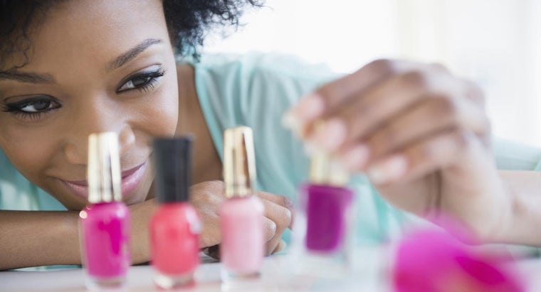 What Are the Ingredients in Nail Polish?
