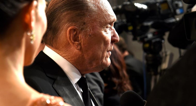 Where Would Someone Find a List of Movies Robert Duvall Has Been In?