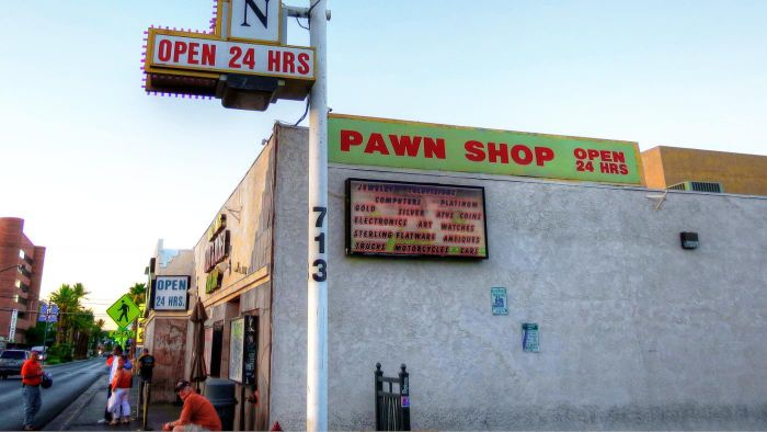 Is Pawn Stars in Las Vegas Open to the General Public?