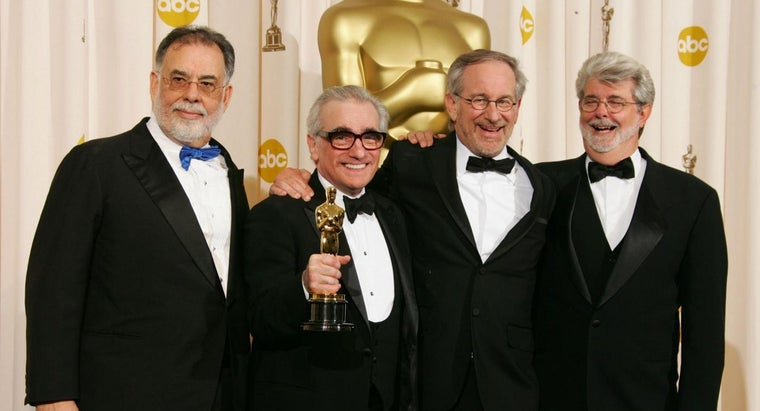 Who Are Some Oscar-Winning Filmmakers?