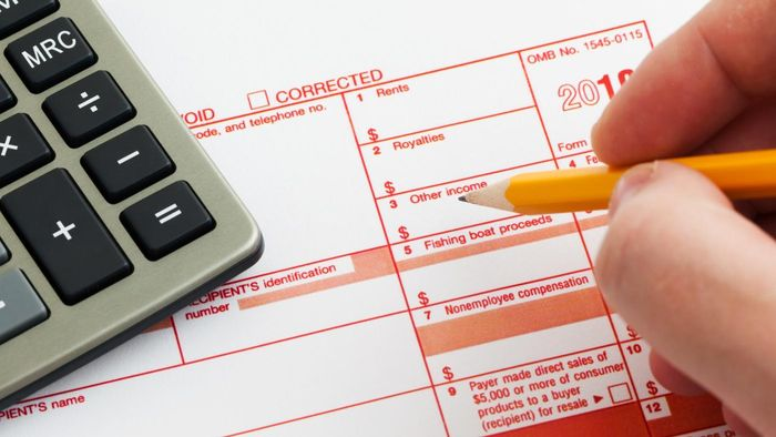 Where can you print 1099 forms?