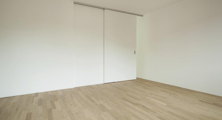 What Are Some Different Types of Sliding Wood Closet Doors?