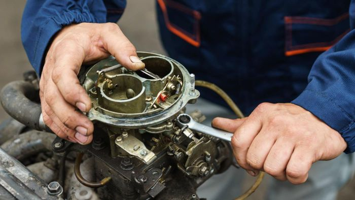 Is It Safe to Clean a Carburetor in a Pressure Washer?