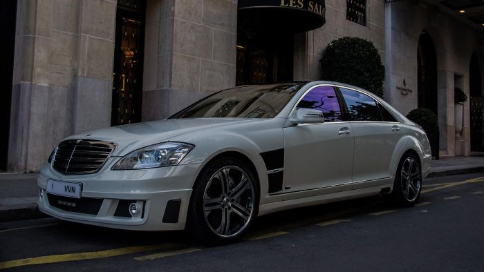 What Is a Mercedes Brabus?